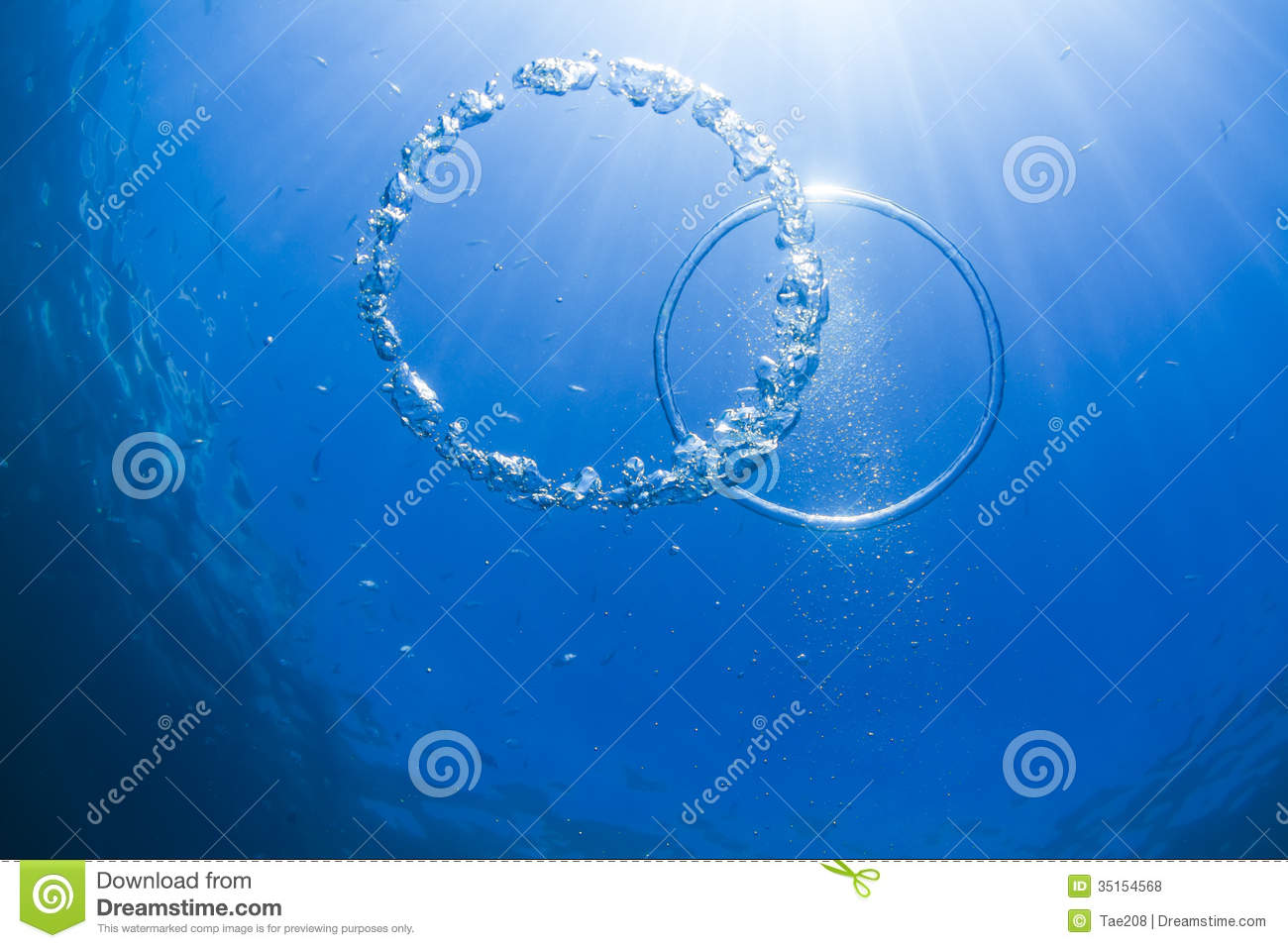 bubble blow uncanny underwater to freediver david perfect the rings possesses helder colossal vortexes ability