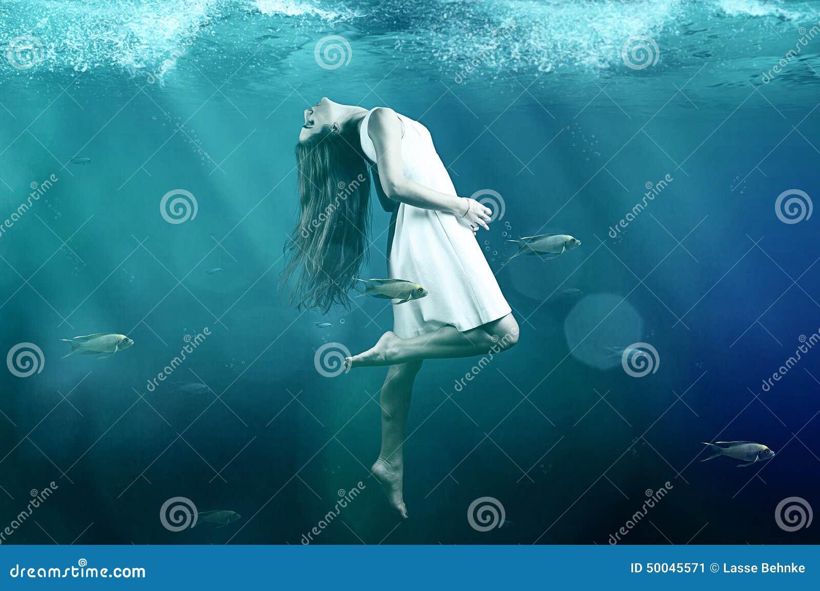 Underwater Stock Photo - Image: 50045571