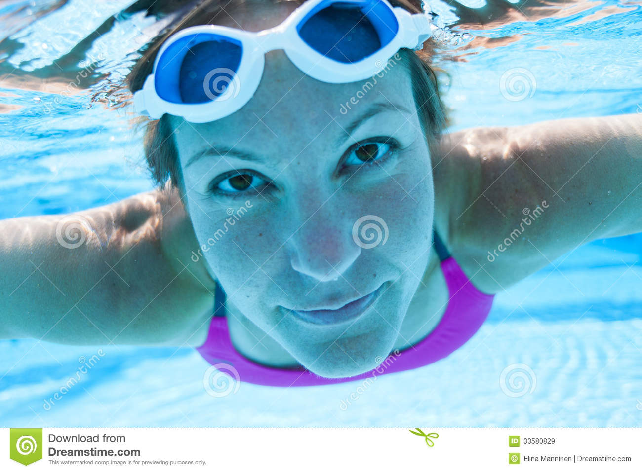 Underwater in pool stock image image of water calmness - Wetherby swimming pool swim times ...