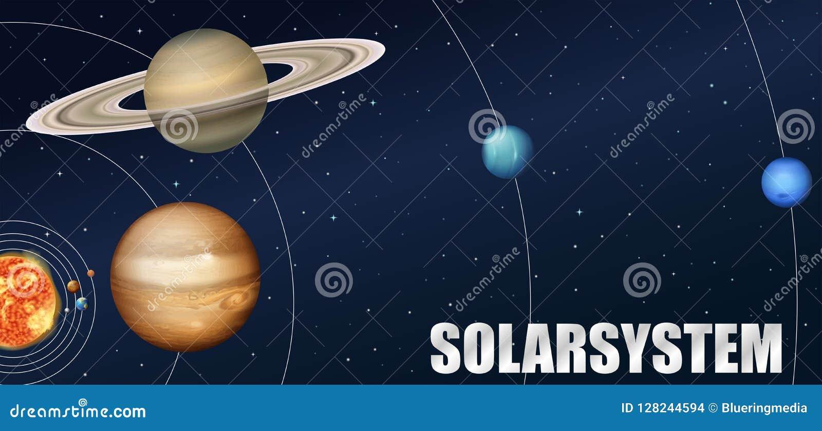 Une astronomie de système solaire
