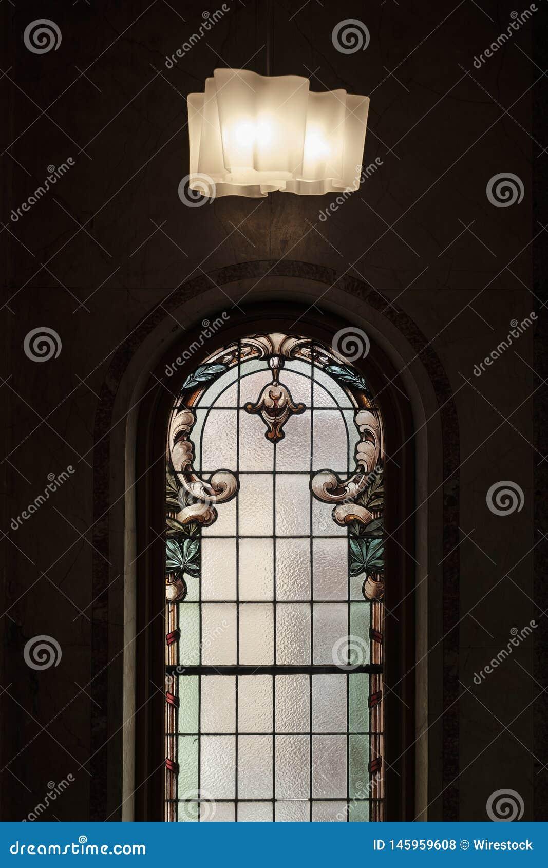 Une belle fenêtre décorative