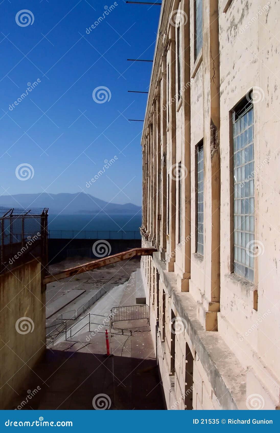 Une belle prison de Jour-Alcatraz