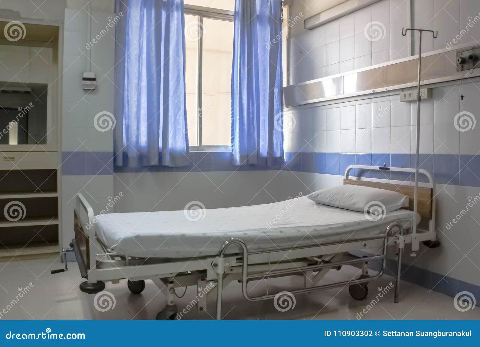 Superieur Cu0027est Une Image Intérieure Du0027une Chambre Du0027hôpital Propre Et Nouvelle Pour  Un Patient