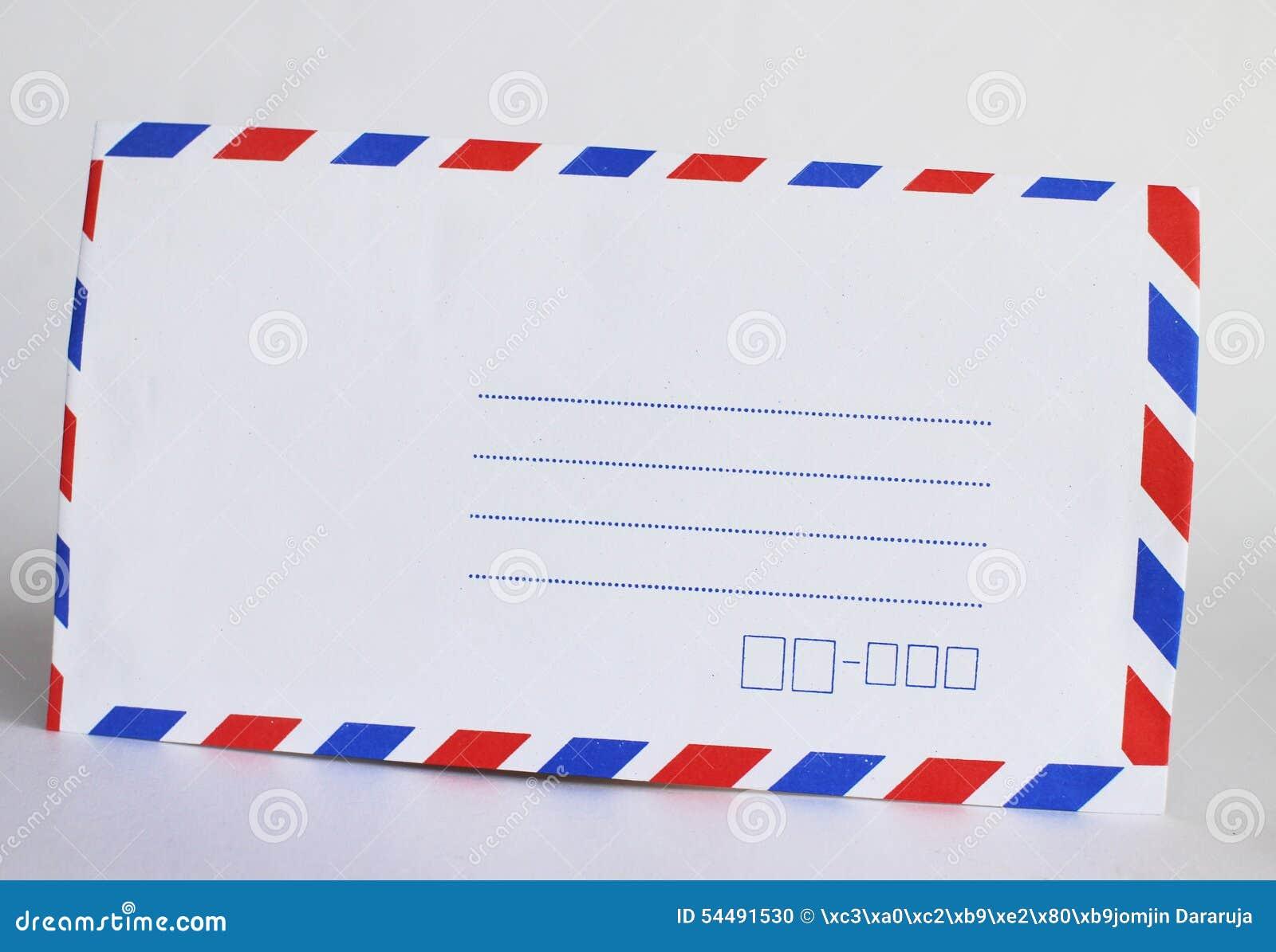 Une enveloppe