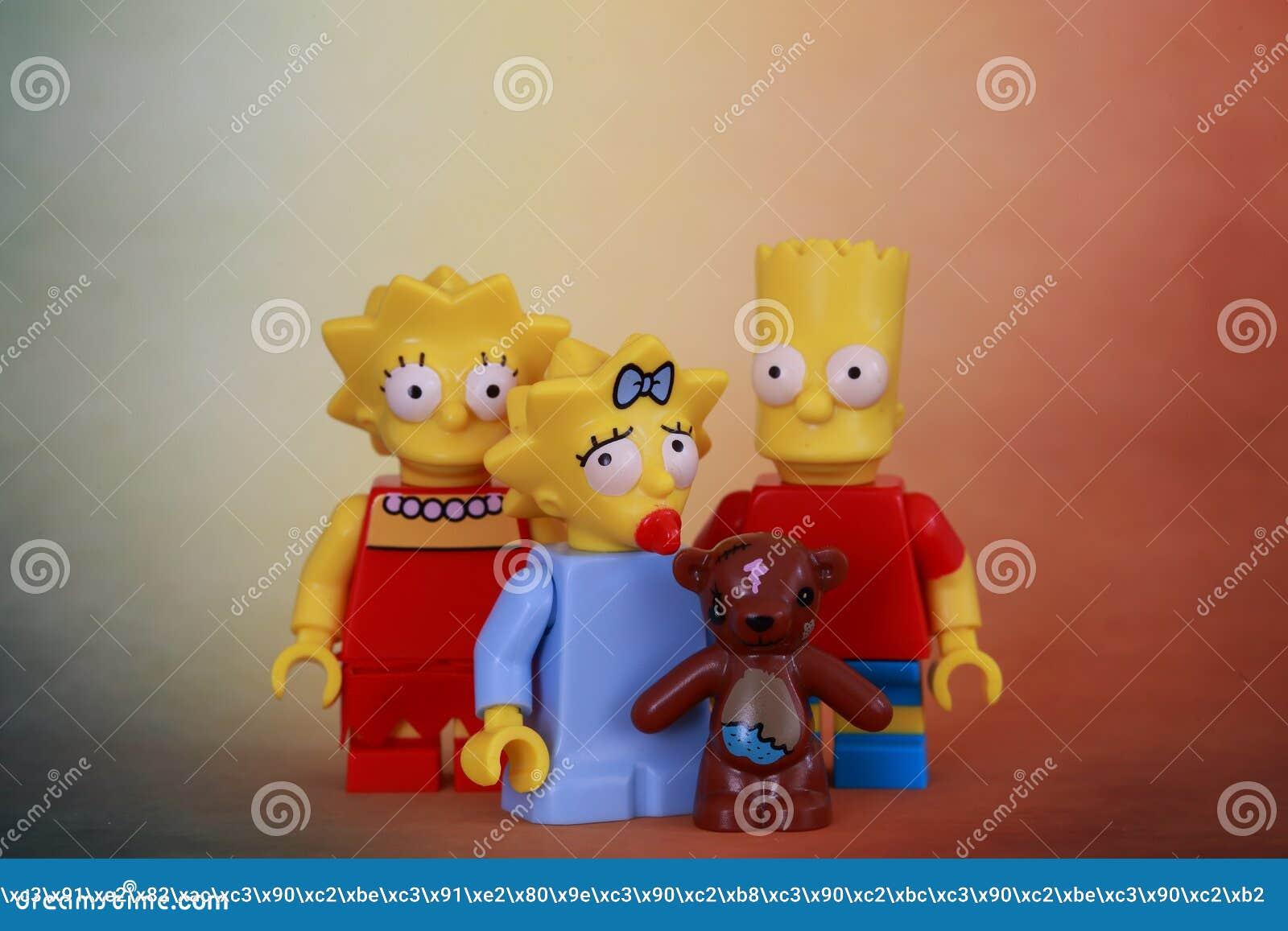 Une famille Simpson