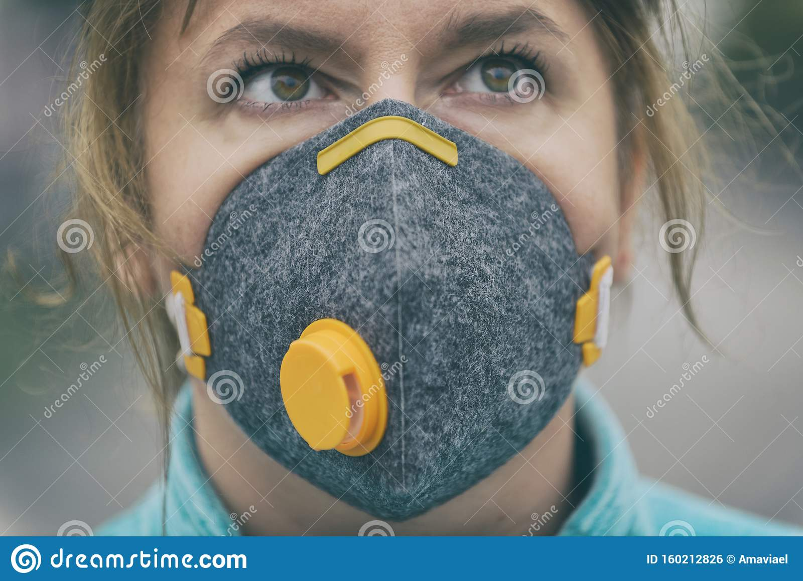 masque anti pollution virus