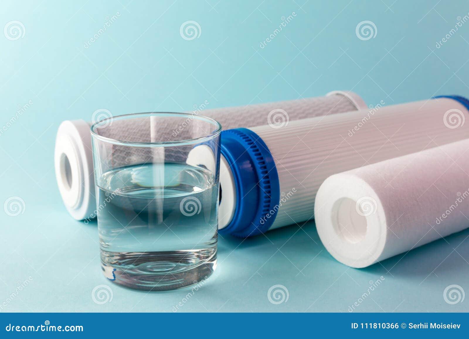 Une glace de l eau