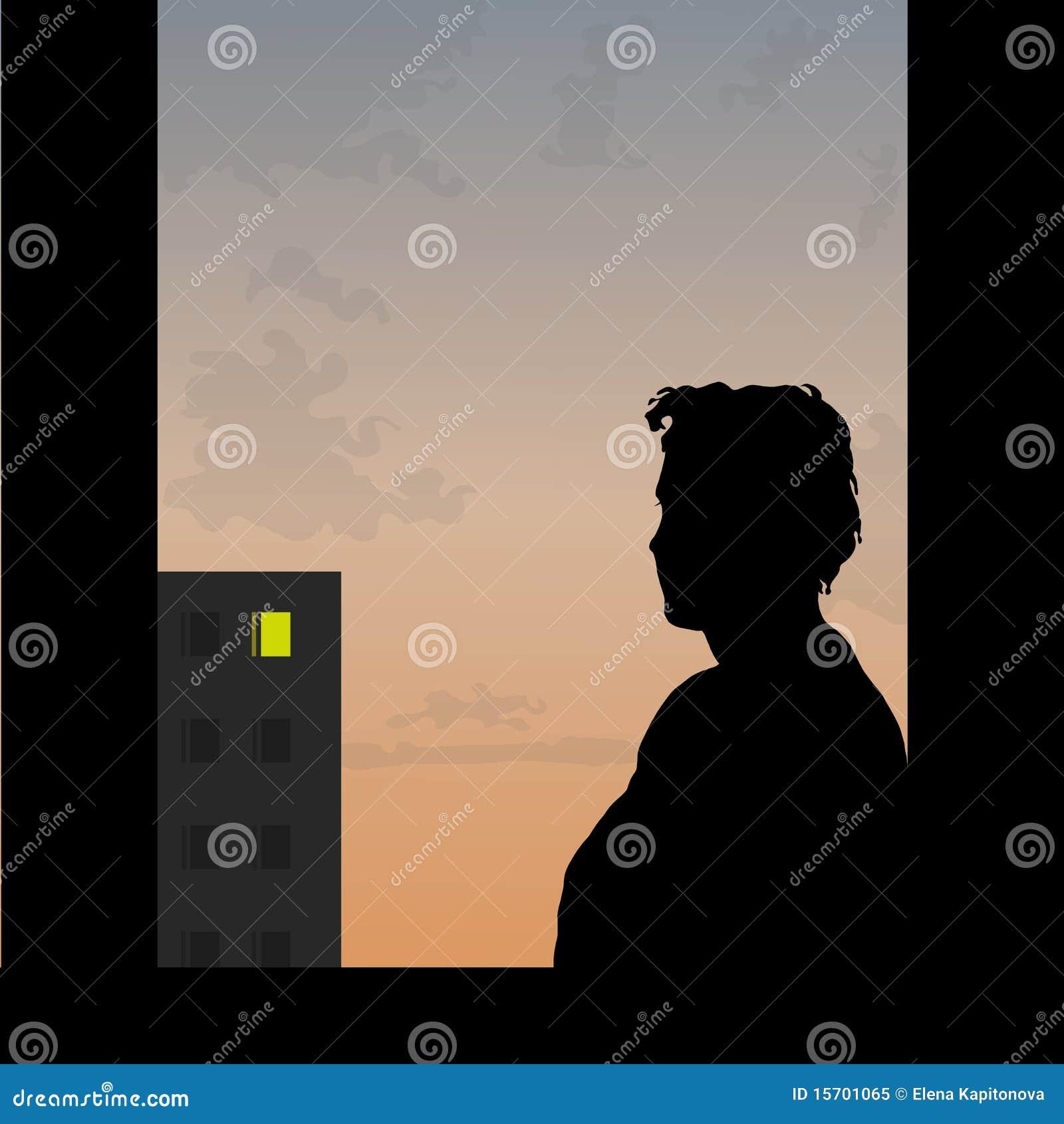 une histoire d 39 amour triste photo libre de droits image 15701065. Black Bedroom Furniture Sets. Home Design Ideas