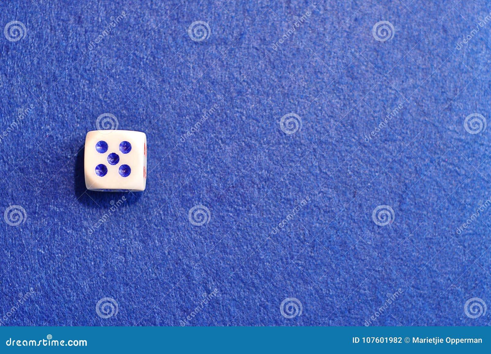 Une matrice simple avec le numéro cinq