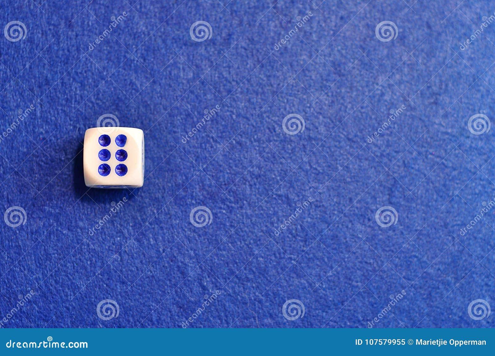 Une matrice simple avec le numéro six