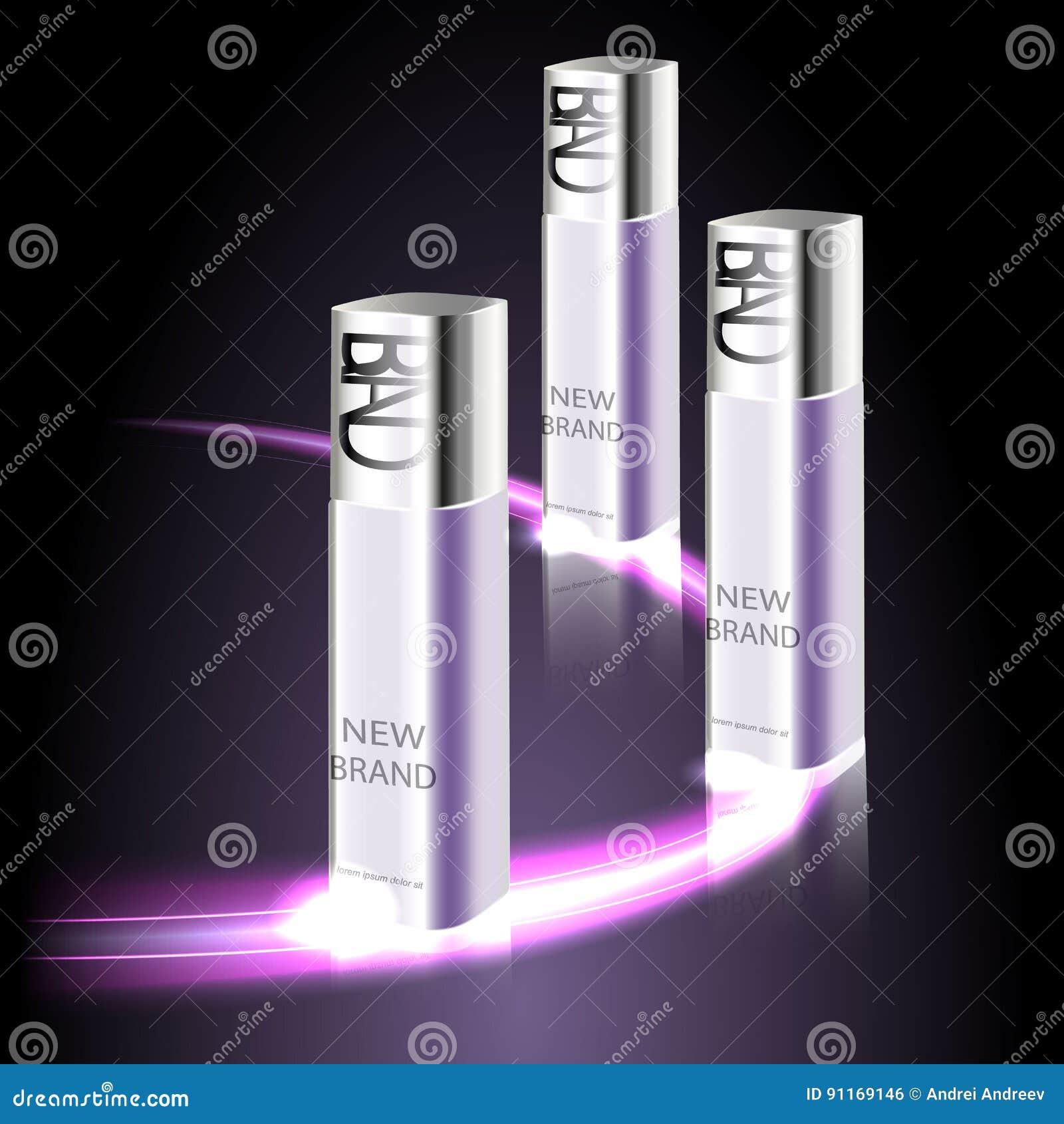 Une nouvelle marque de la série de cosmétiques d annonces pour le soleil de la meilleure qualité de soins de la peau de crème cor