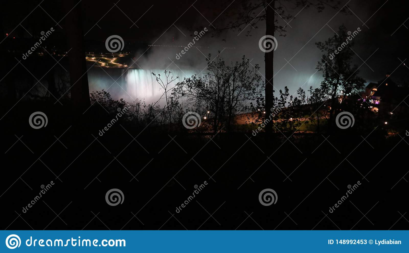 Une nuit chez Niagara Falls