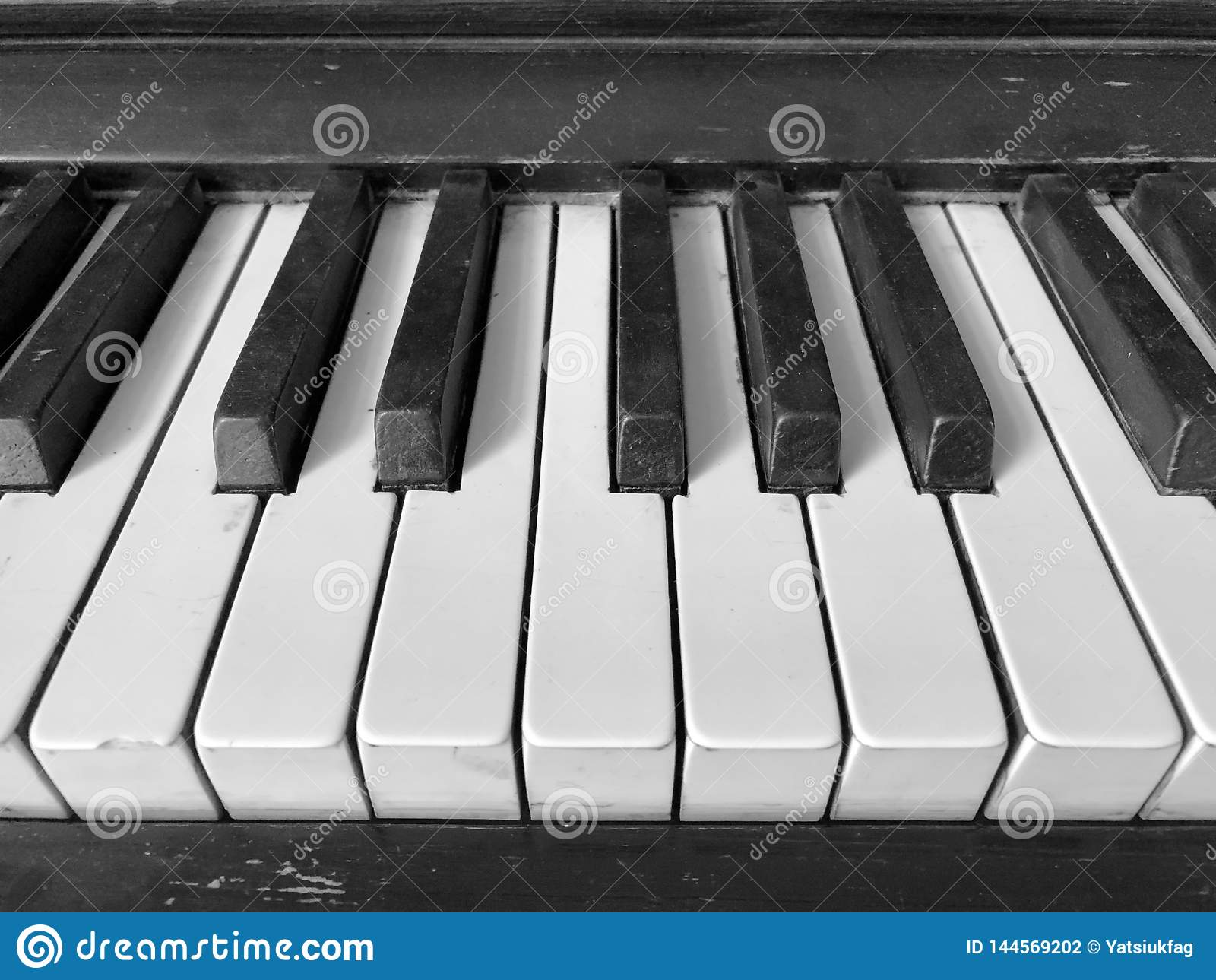Une partie d un instrument de musique pour le fond