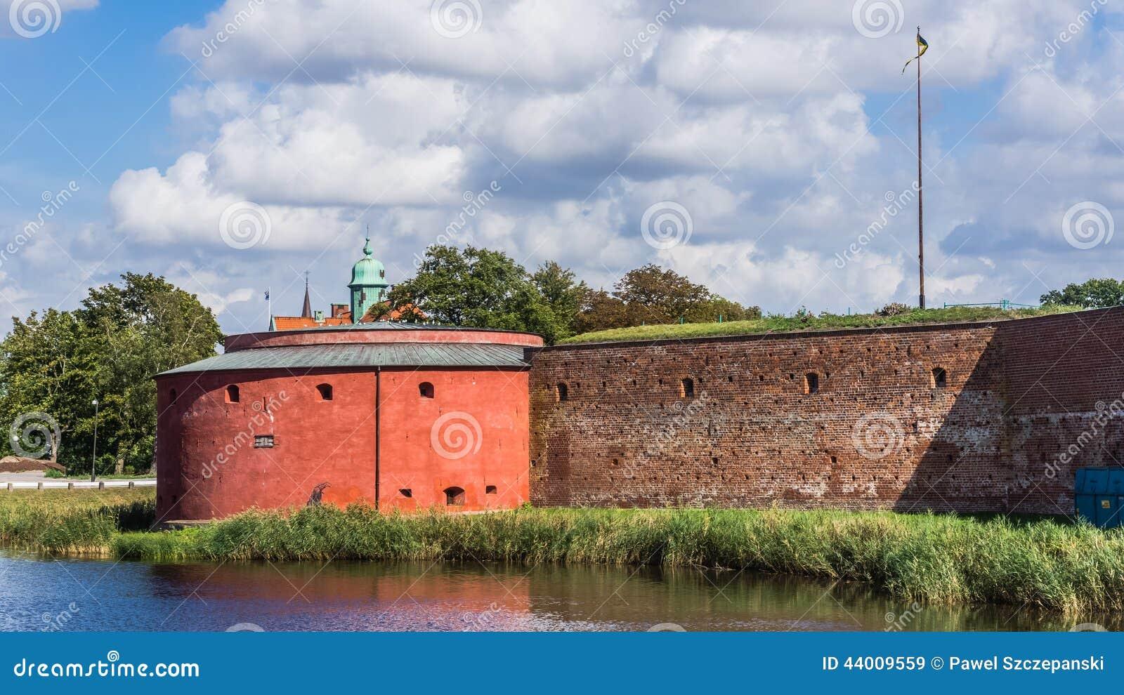 Une partie de château de Malmö