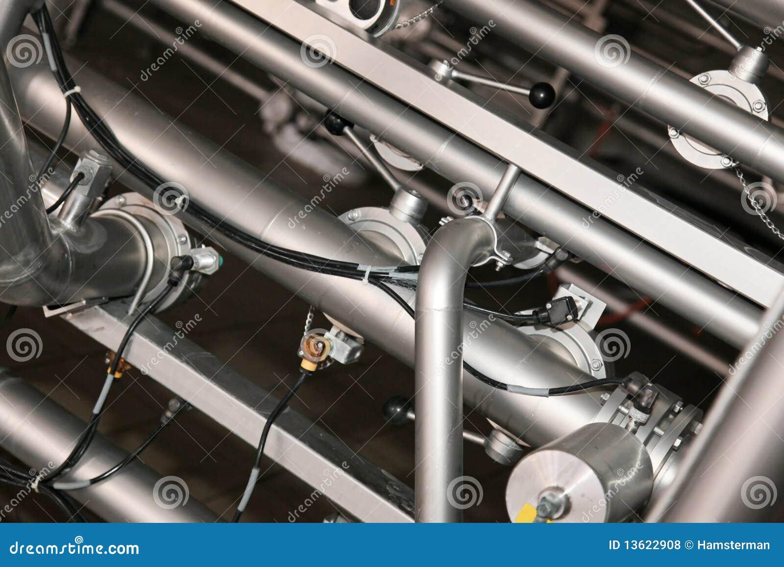 Une partie de matériel de filtre de purification d eau