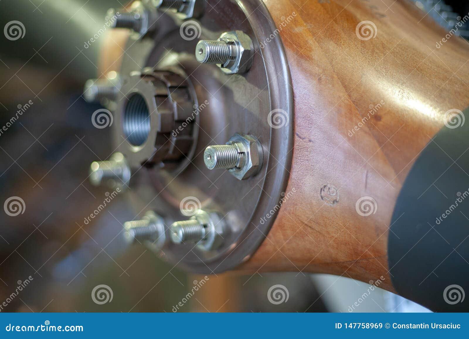 Une partie de moteur