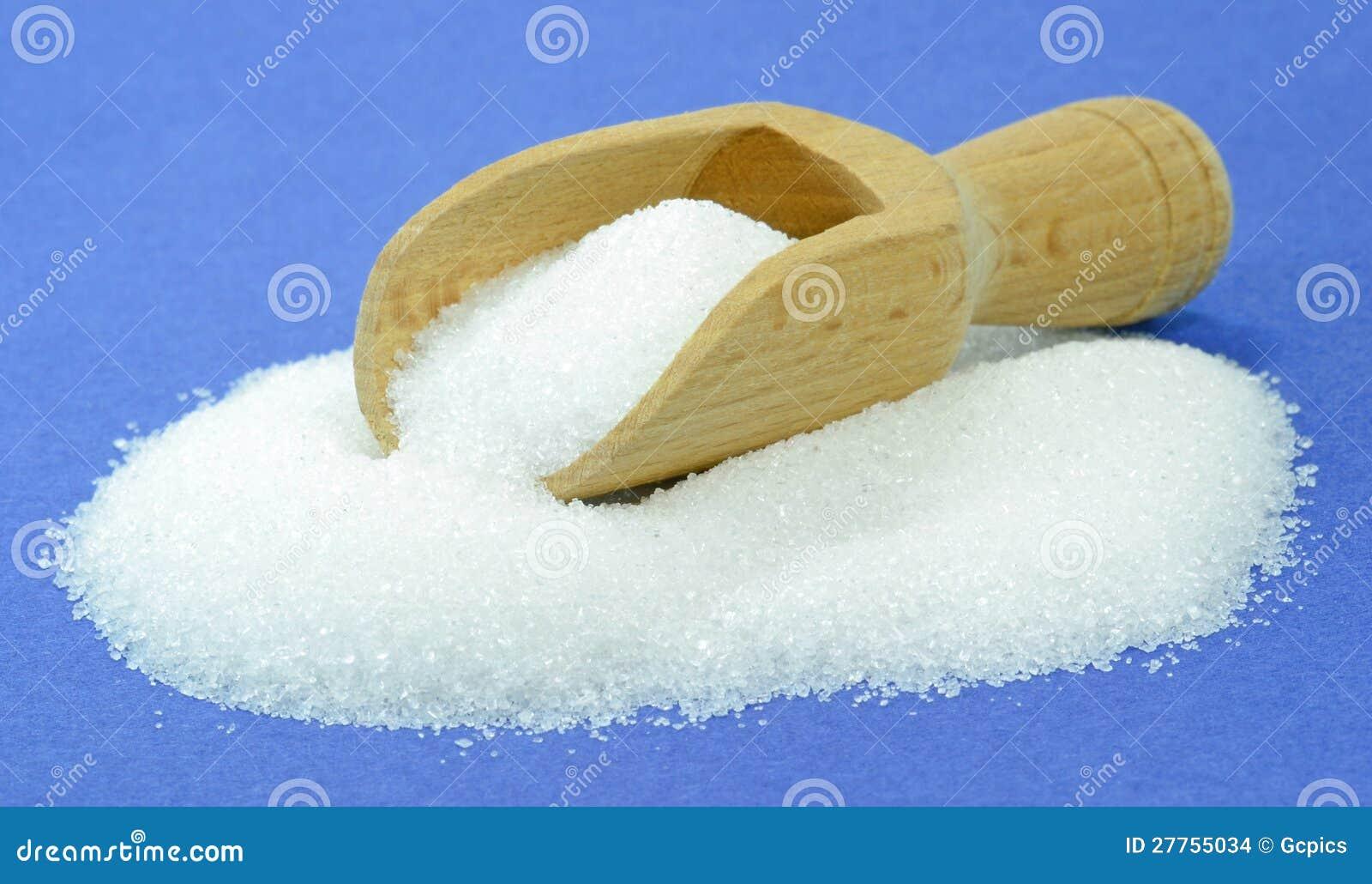 Une pile de sucre