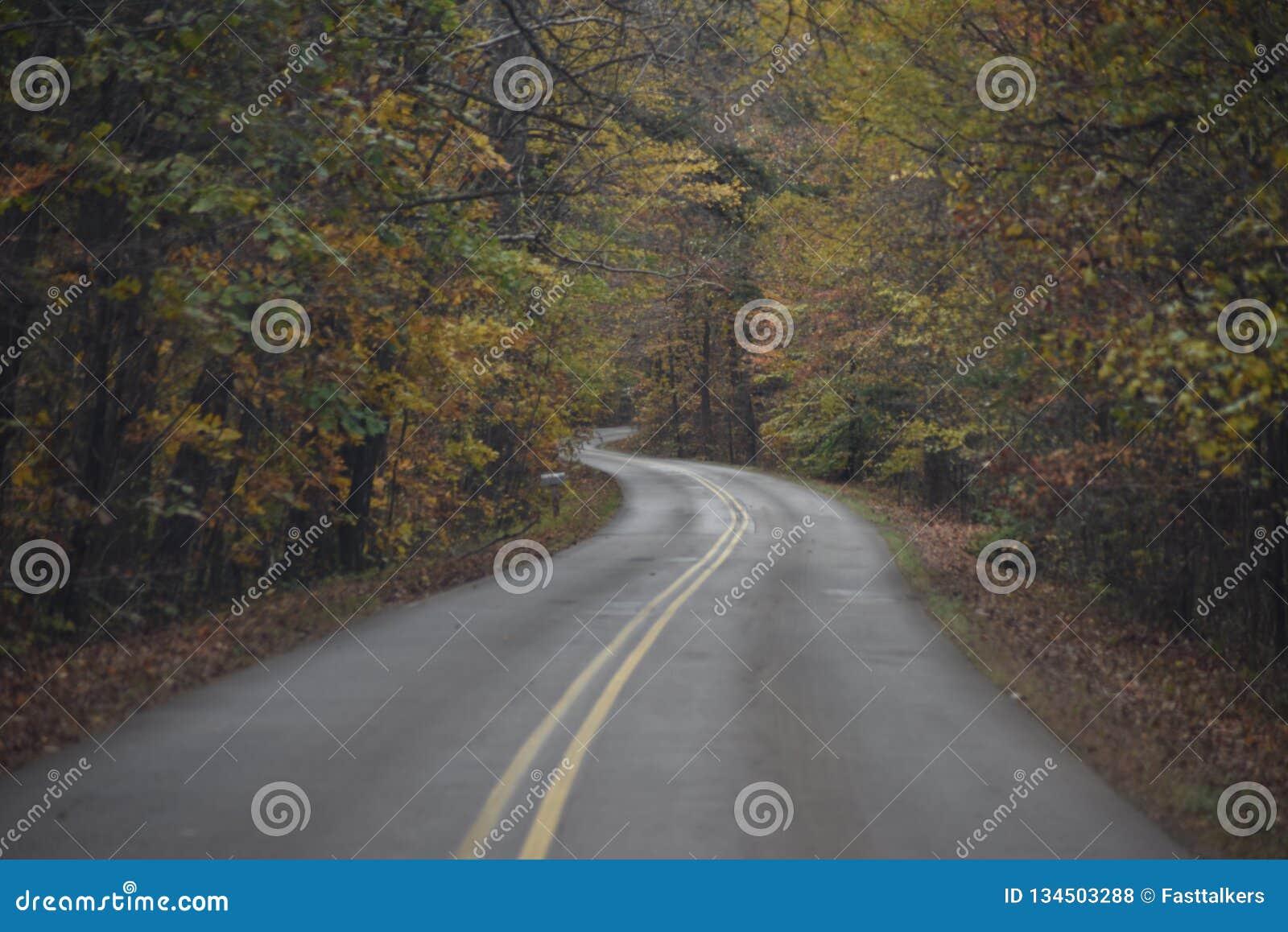 Une route moins s est déplacée