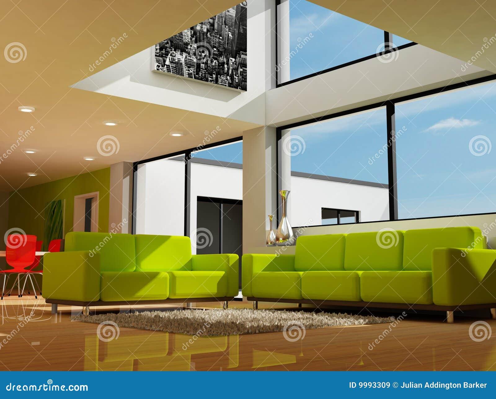 #AEBF0C Une Salle De Séjour Moderne Images Libres De Droits  4161 video salle de sejour contemporaine 1300x1065 px @ aertt.com