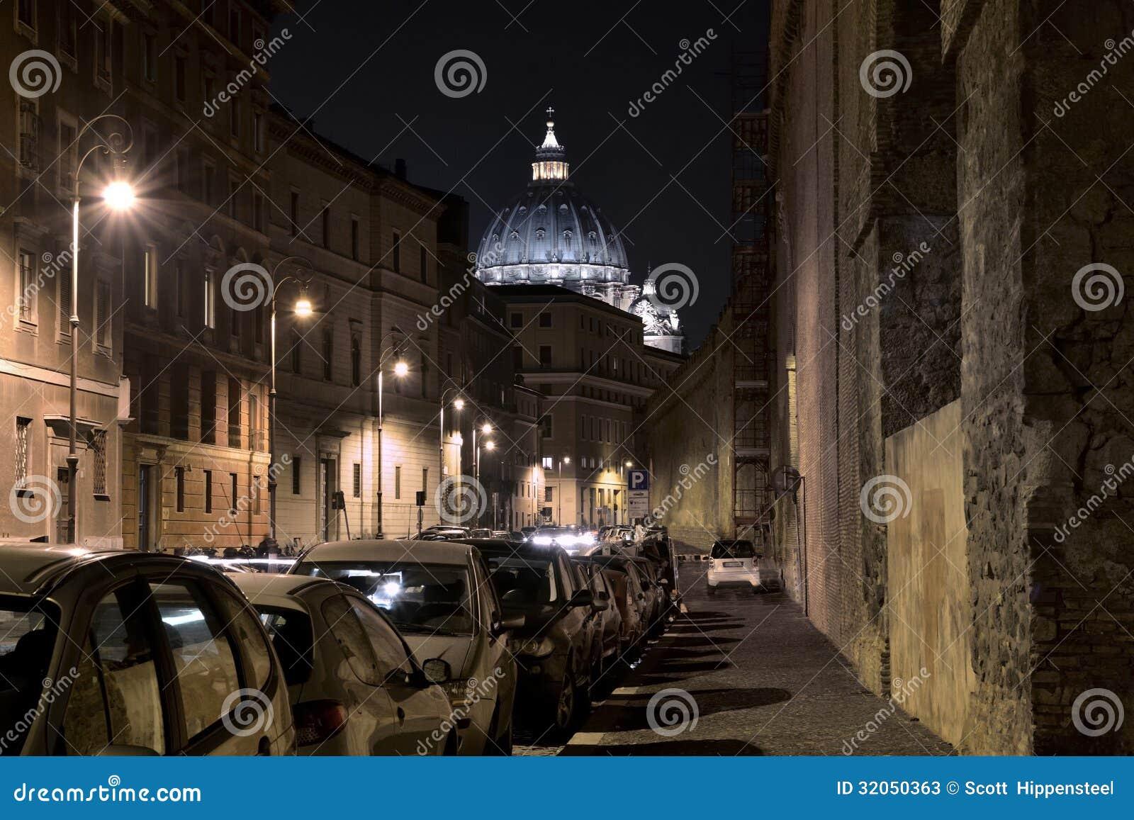 Une soirée à Roma