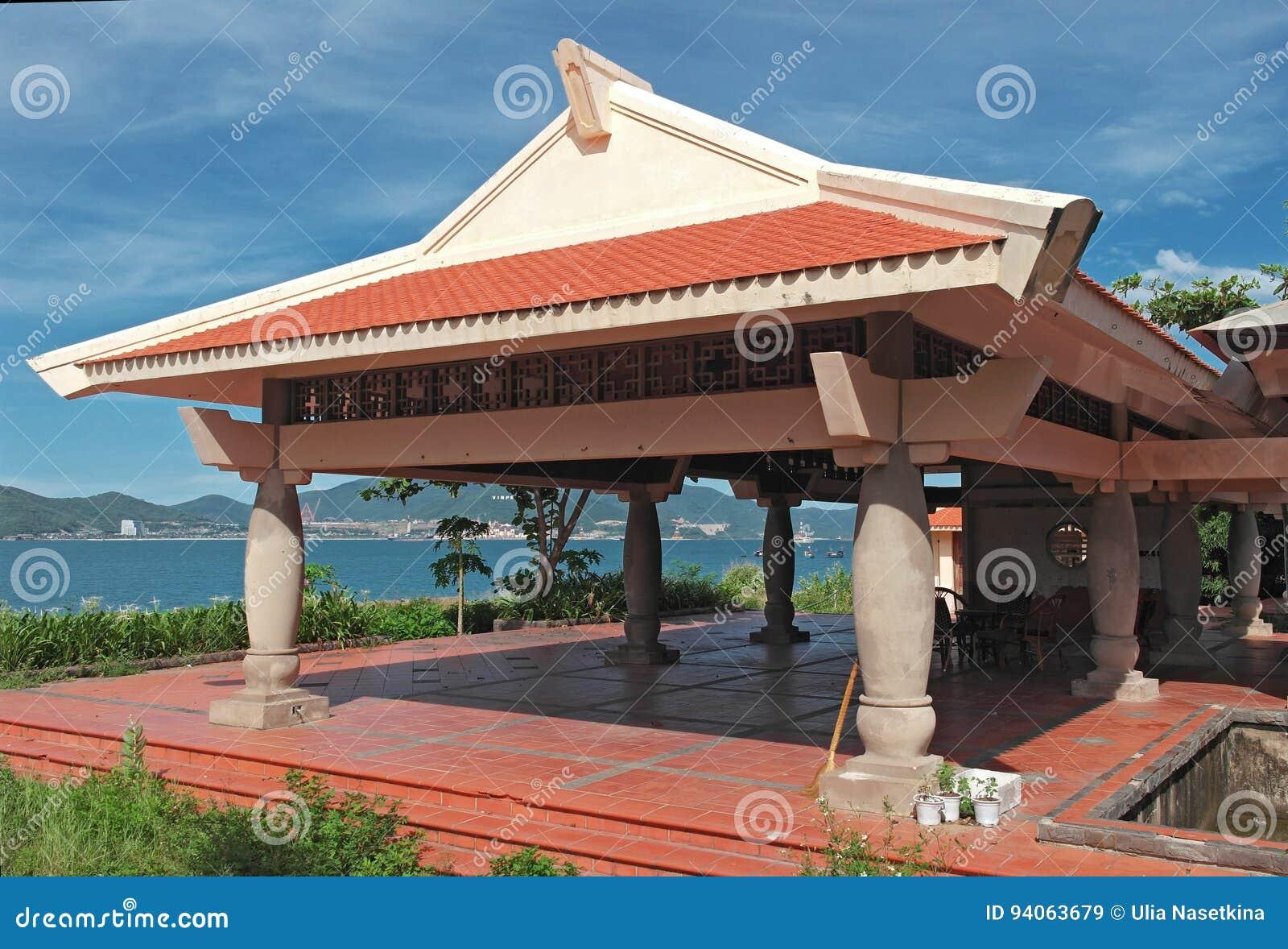Une station de vacances abandonnée