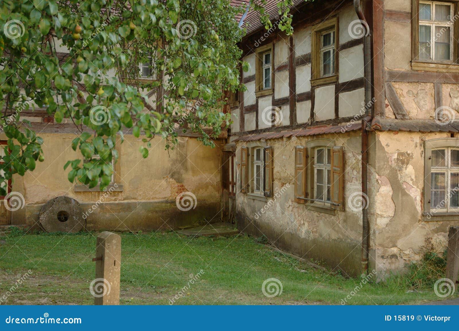 Une vieille maison