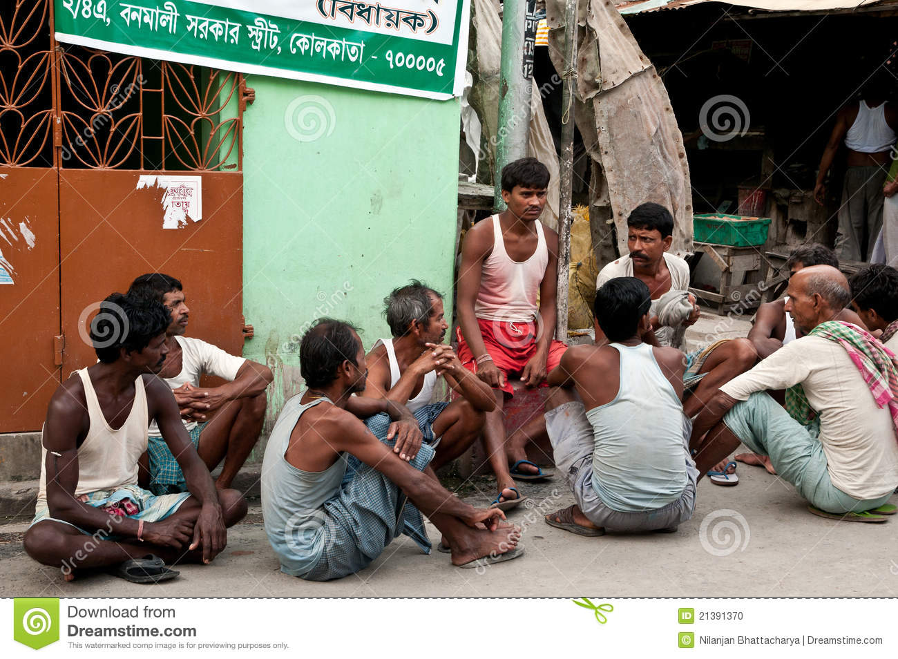 Unemployment In India Editorial Image - Image: 21391370