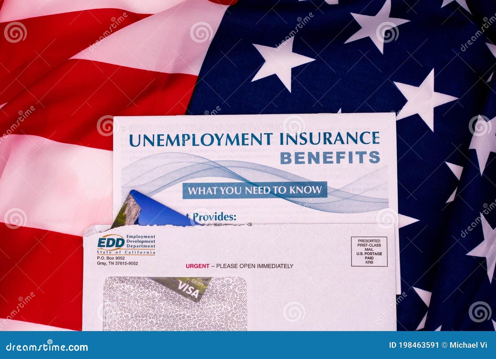 Unemployment Insurance Benefits Booklet. Prepaid VISA Debit Card