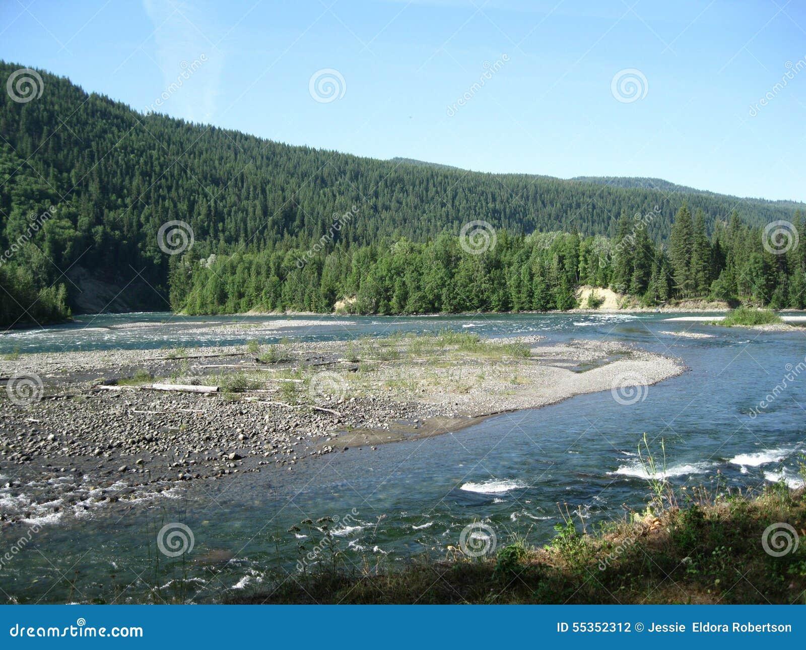 Unendosi dei fiumi