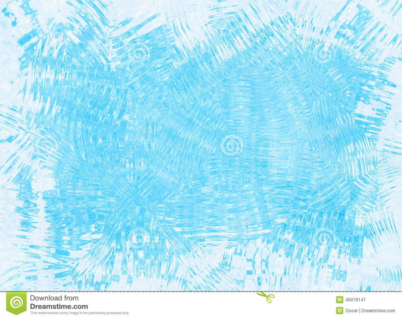 Uneven Frozen Ice Blue Frame Backgrounds Stock Image Image Of