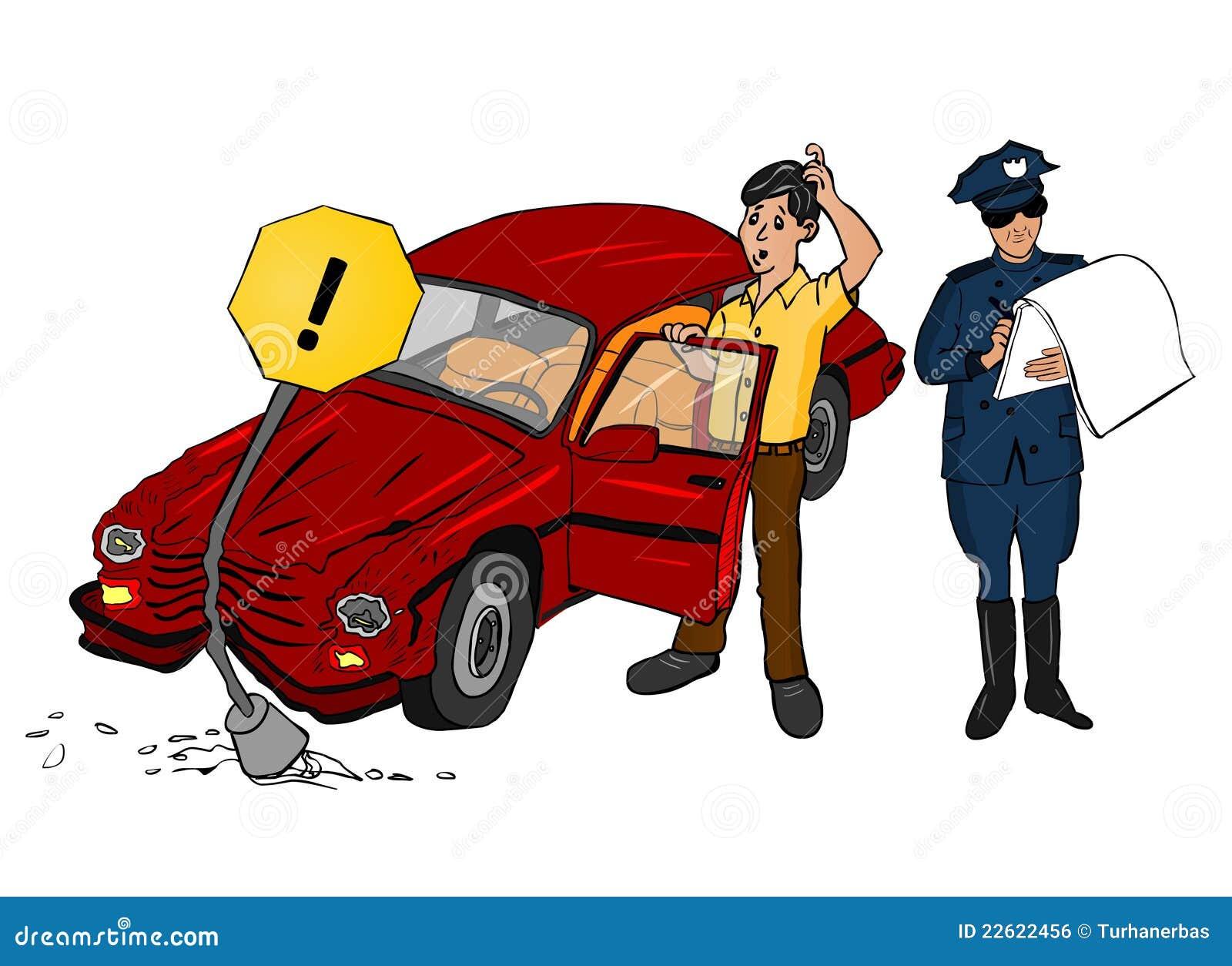 clipart auto accident - photo #49