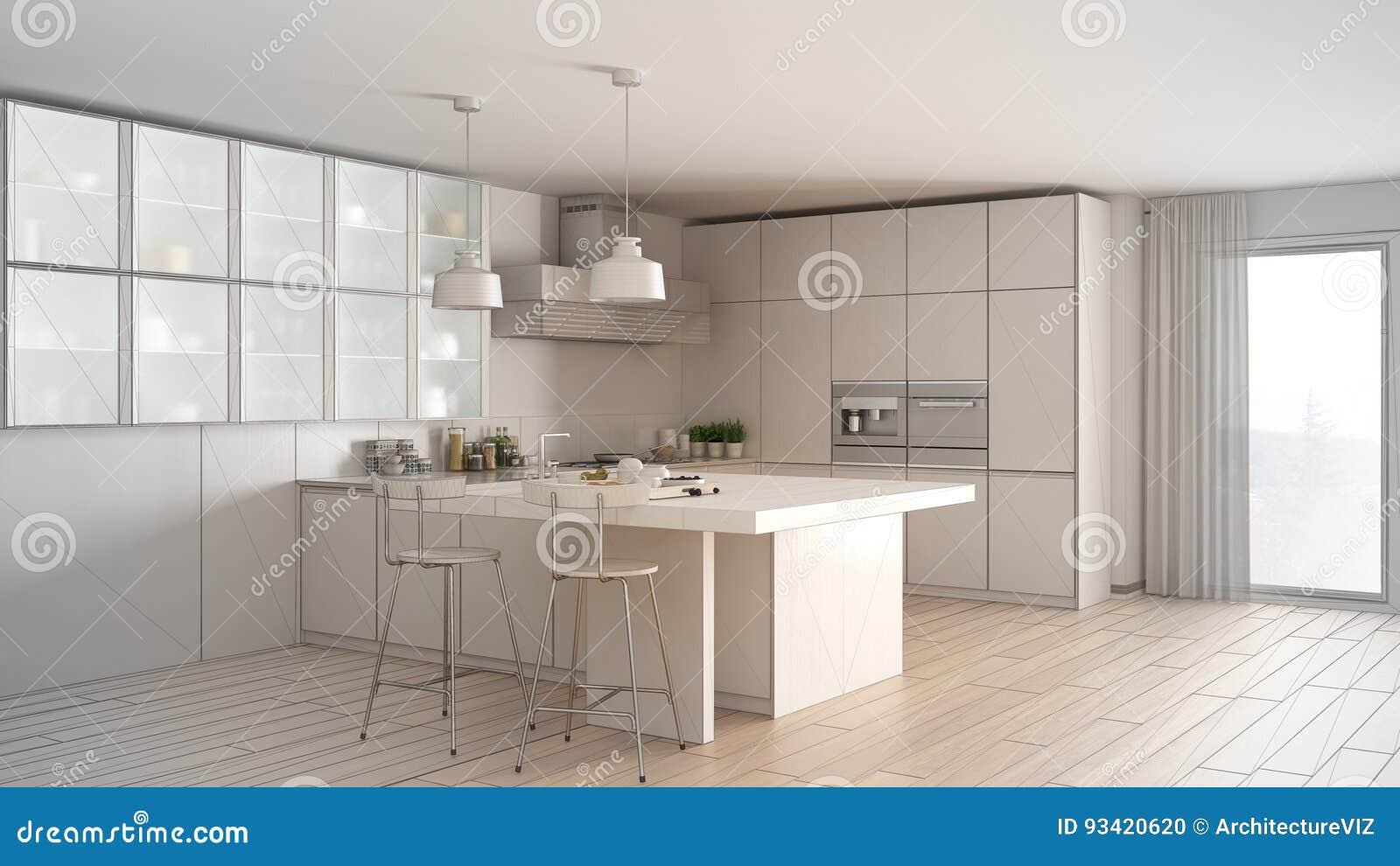 Innenarchitektur skizze küche  Moderne Innenarchitektur Badezimmer | harzite.com