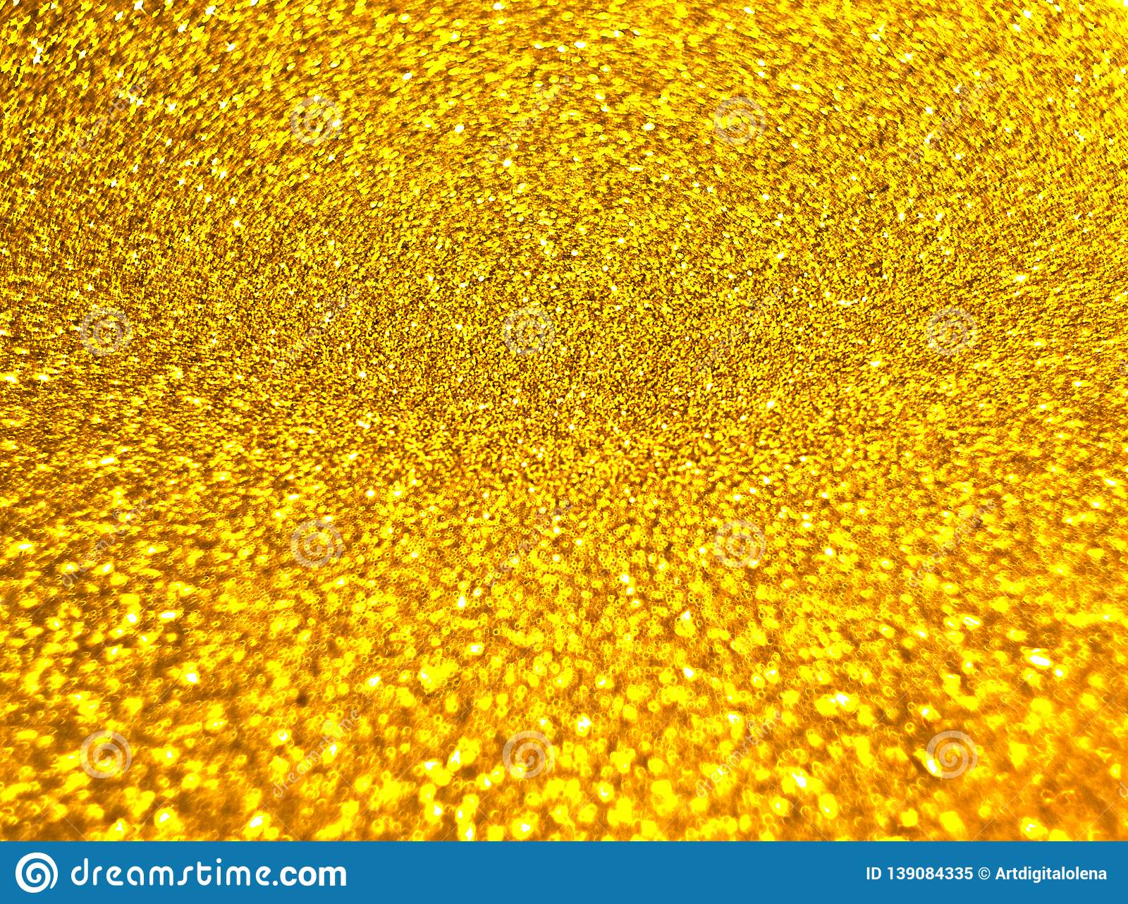 The Golden Background With Shine. Stock Image - Image Of Expensive,  Texture: 139084335
