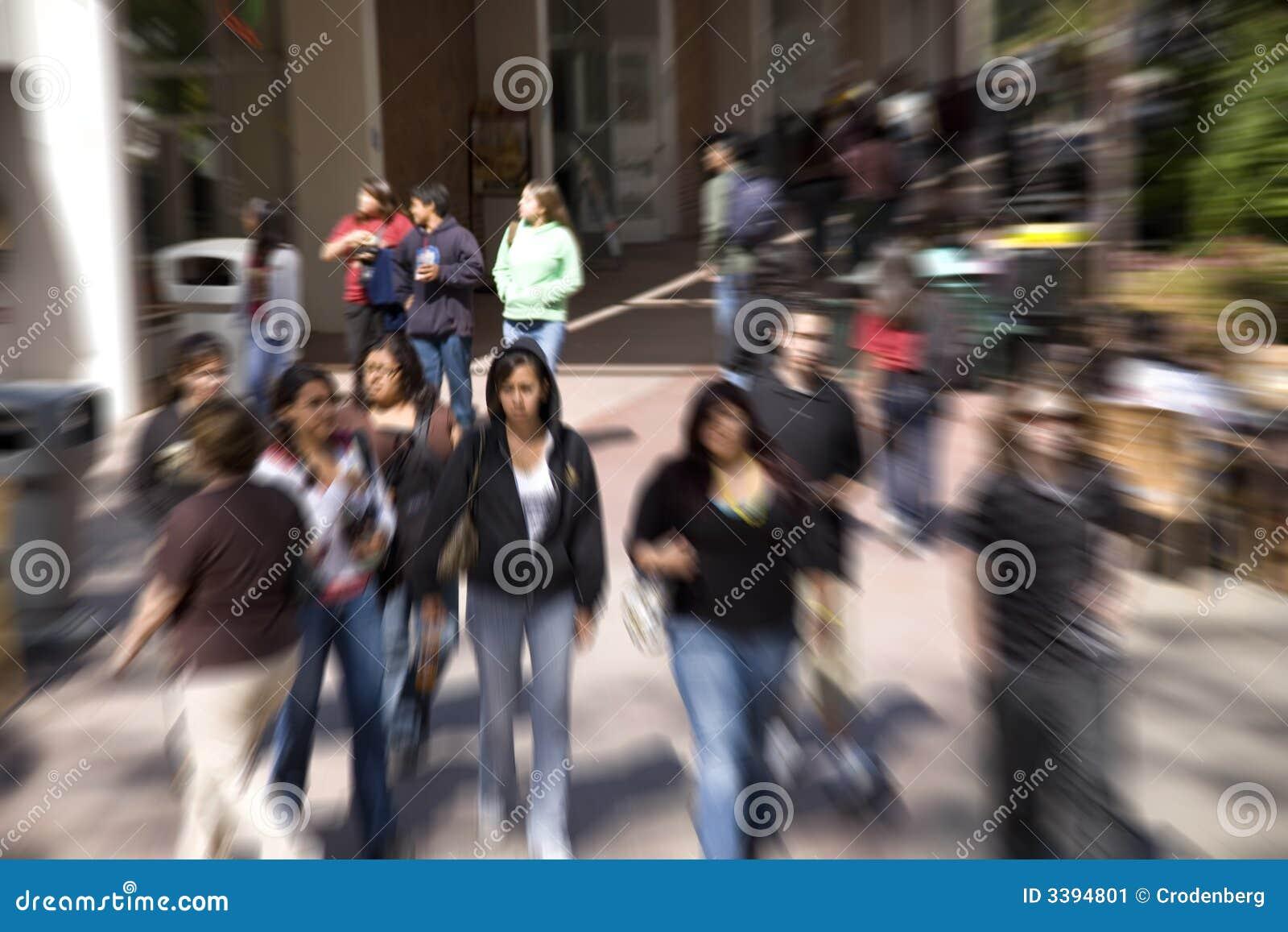 Unfocused students