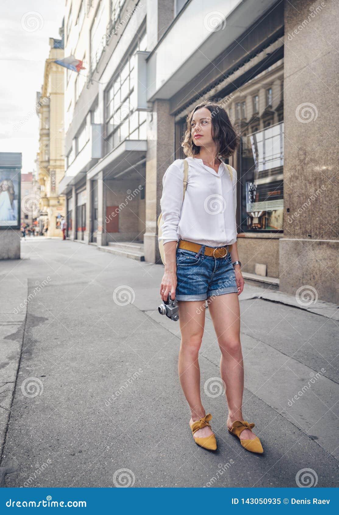 Ung blogger i Europa