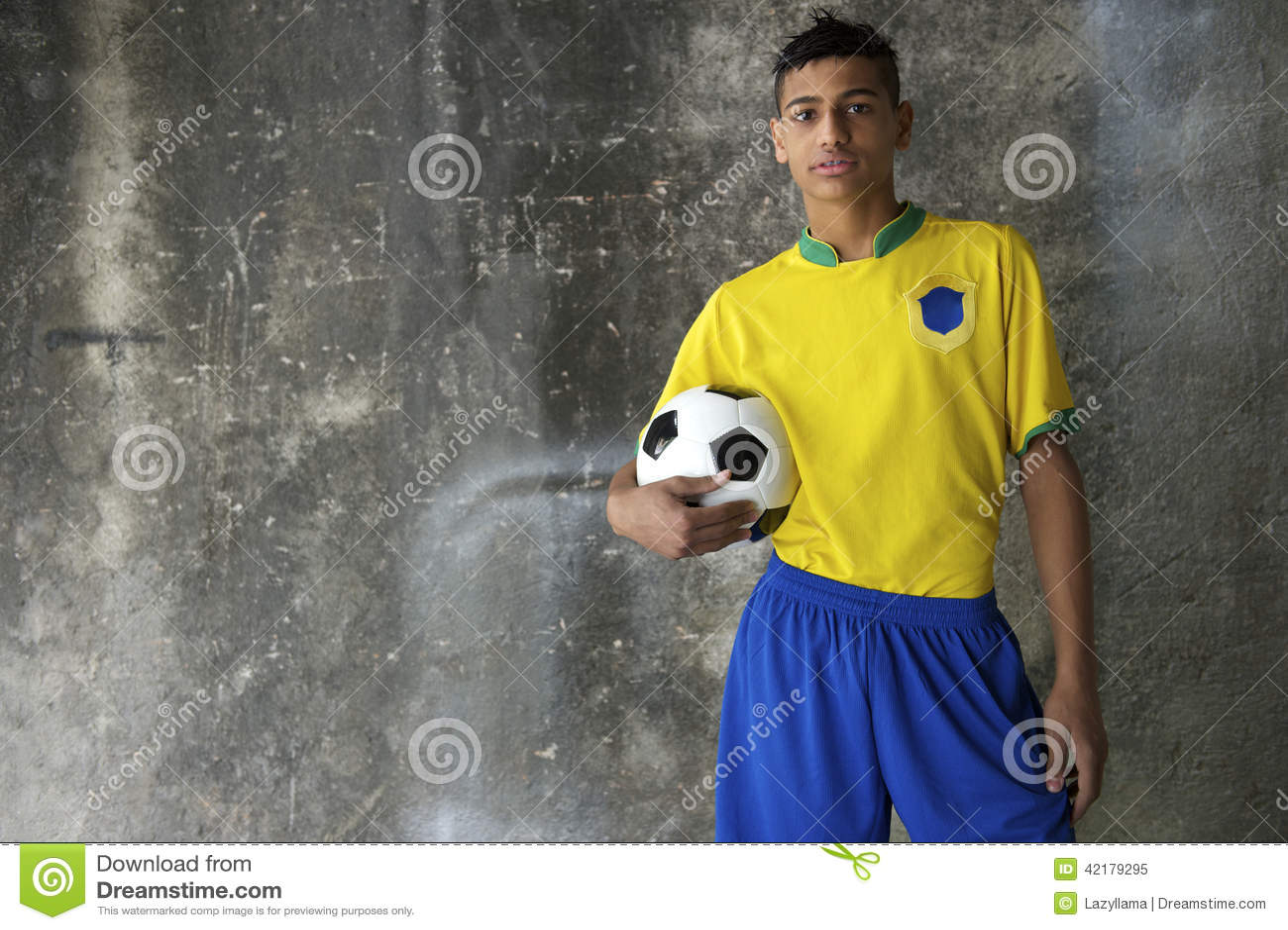 Brasiliansk Fotbollsspelare