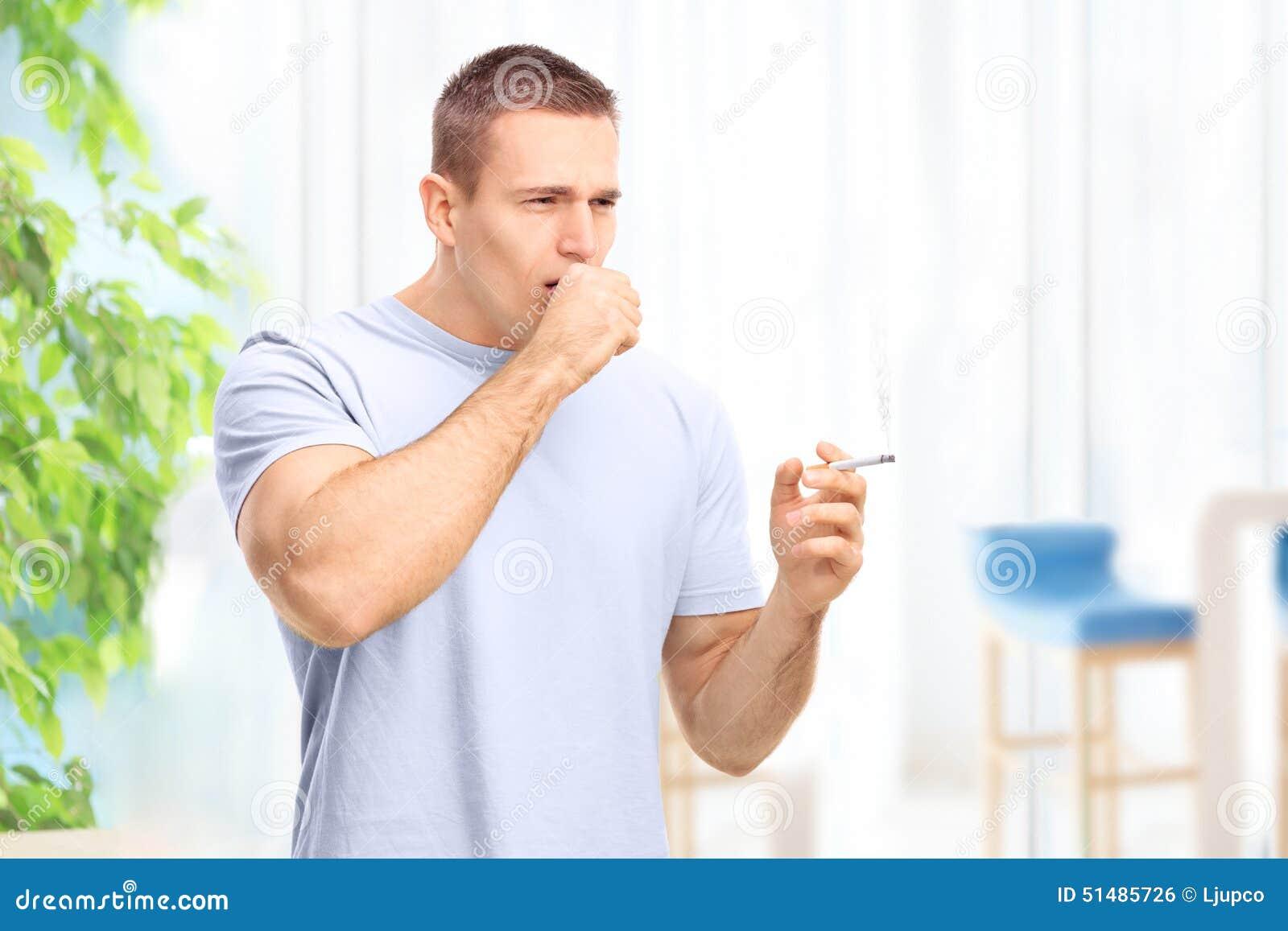 Dating en flicka som röker cigaretter