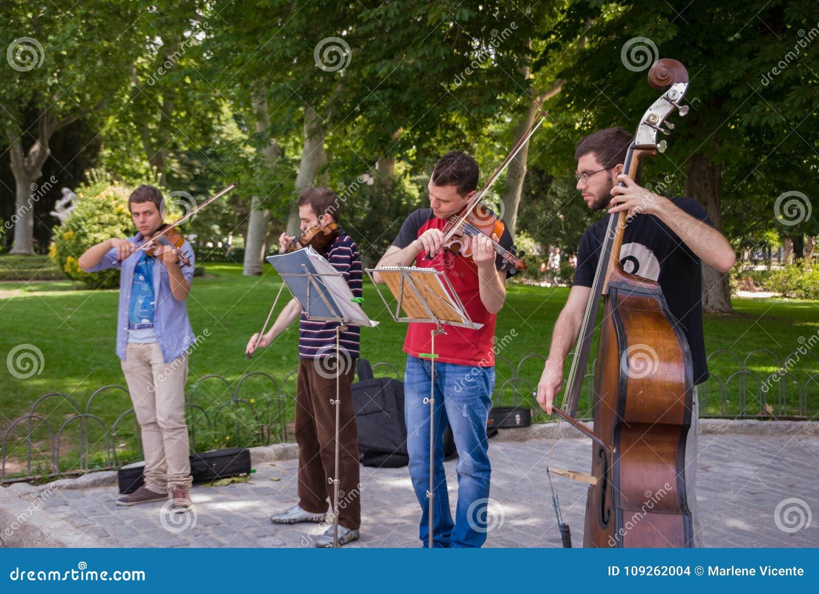 Unga musiker
