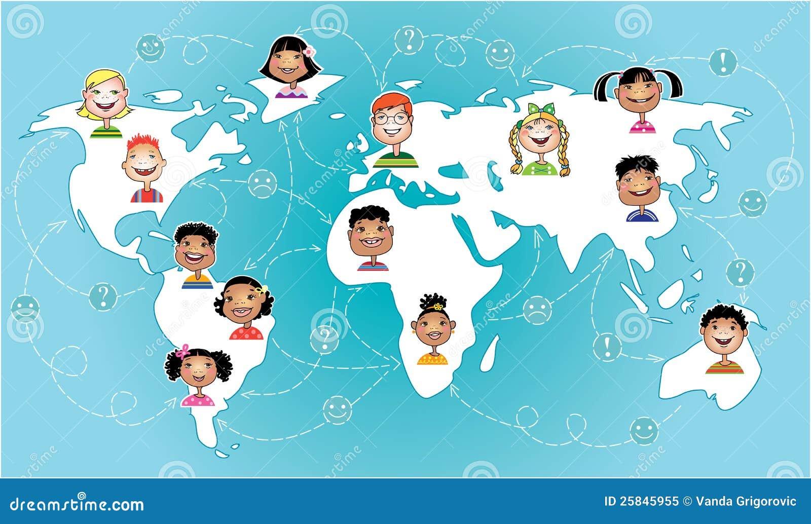 Ungar förband över hela världen