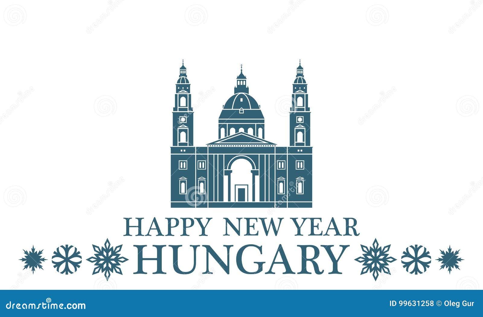 Ungern för lyckligt nytt år