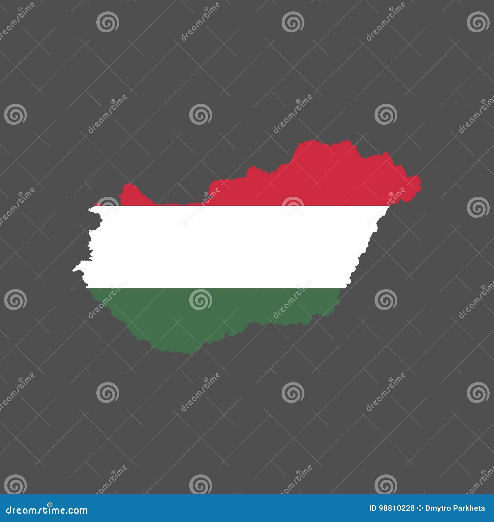 Ungernflagga och översikt
