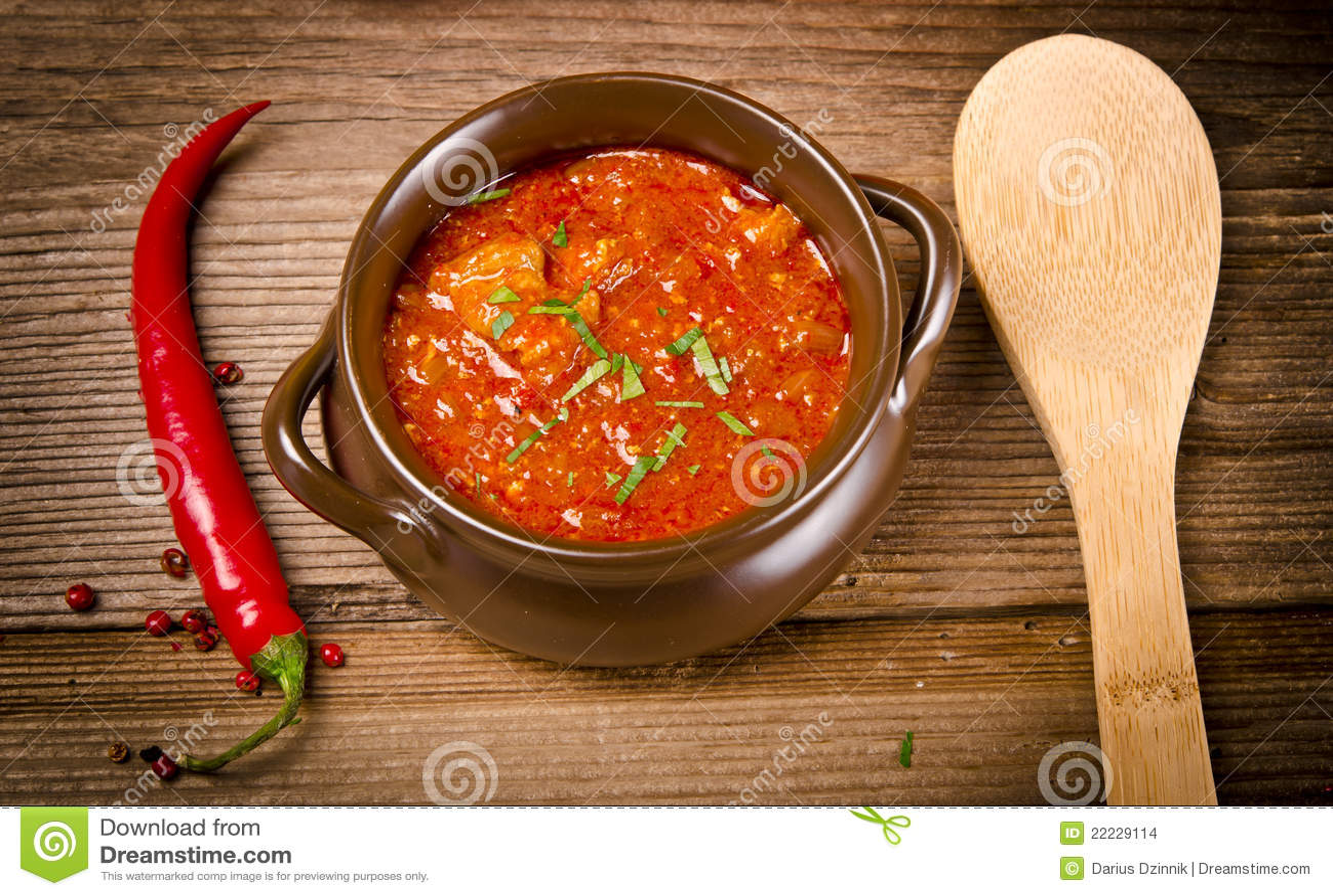 Ungersk goulash