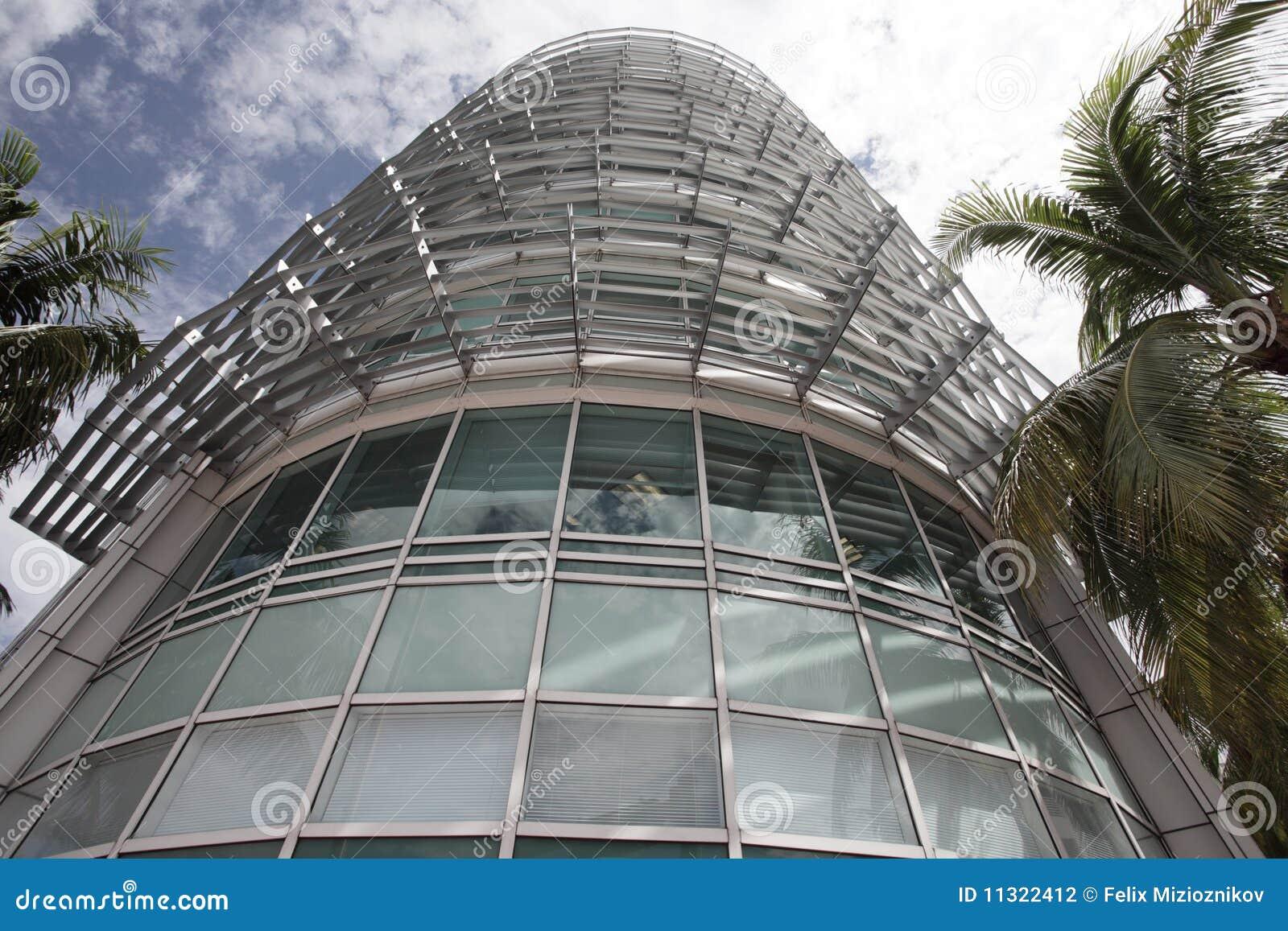Ungewöhnliches Gebäude