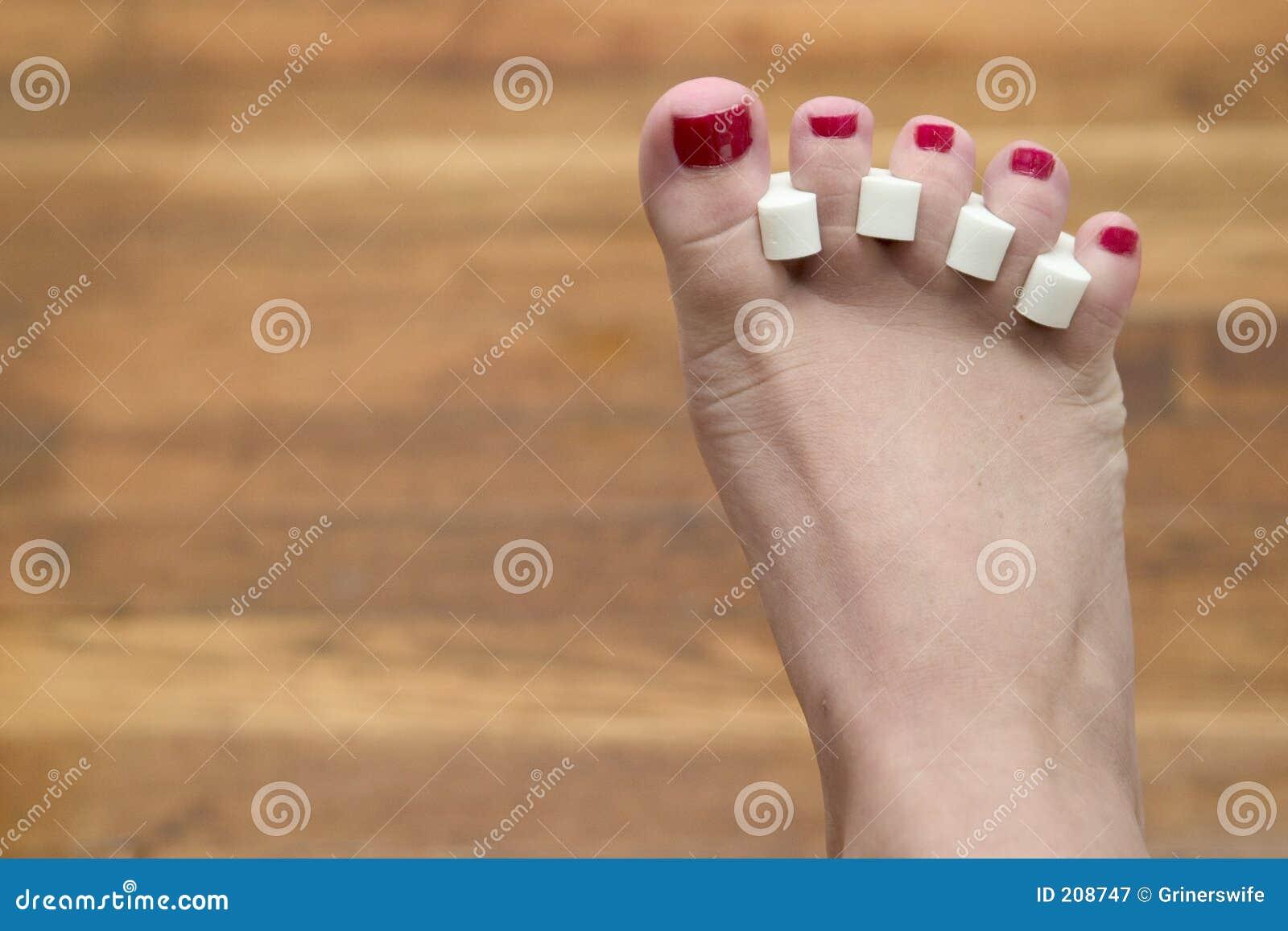 Unghie del piede