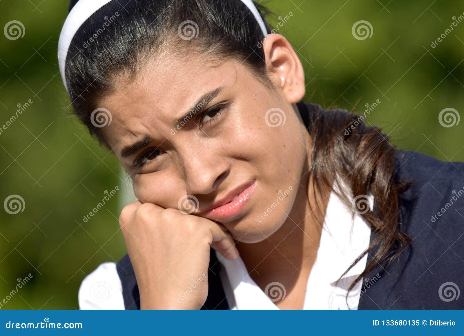 Columbian teen age girls sorry