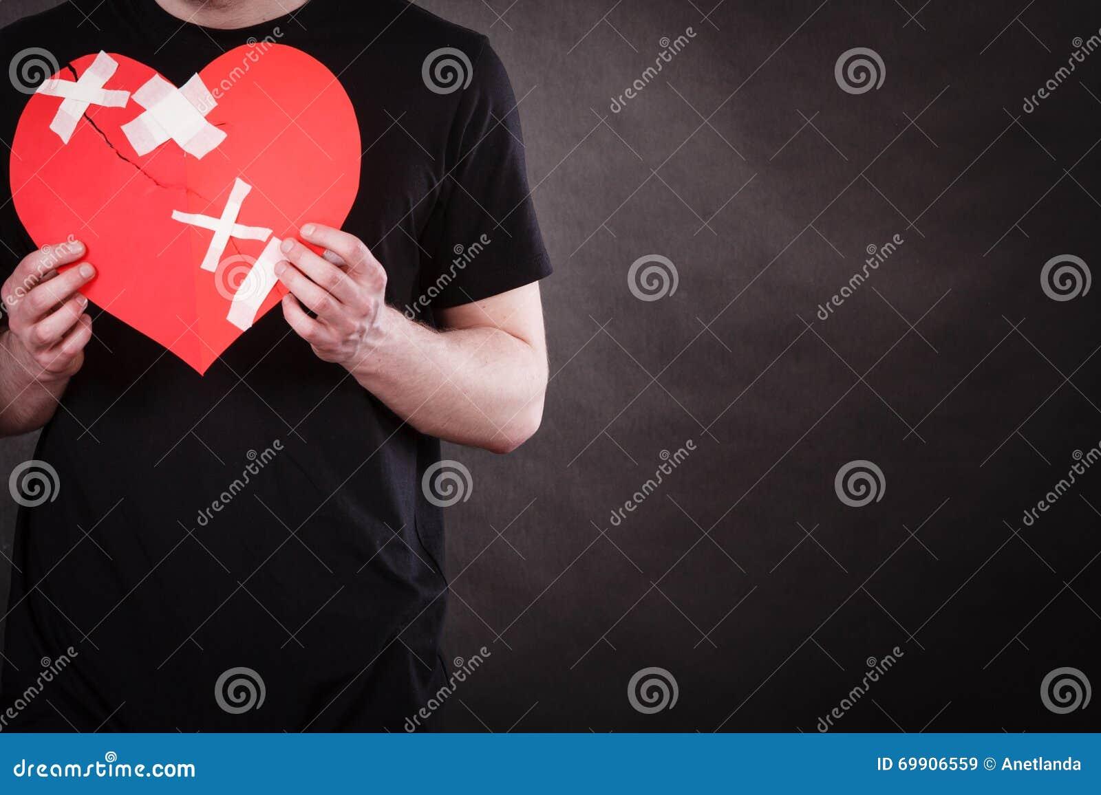 sad man love