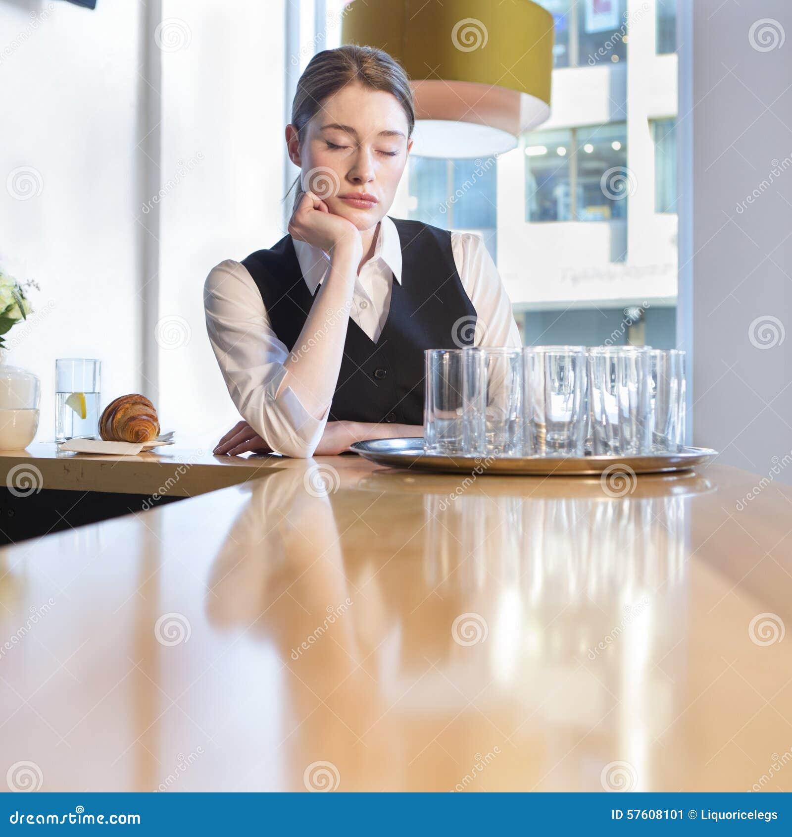 Drity Restaurant Glasses