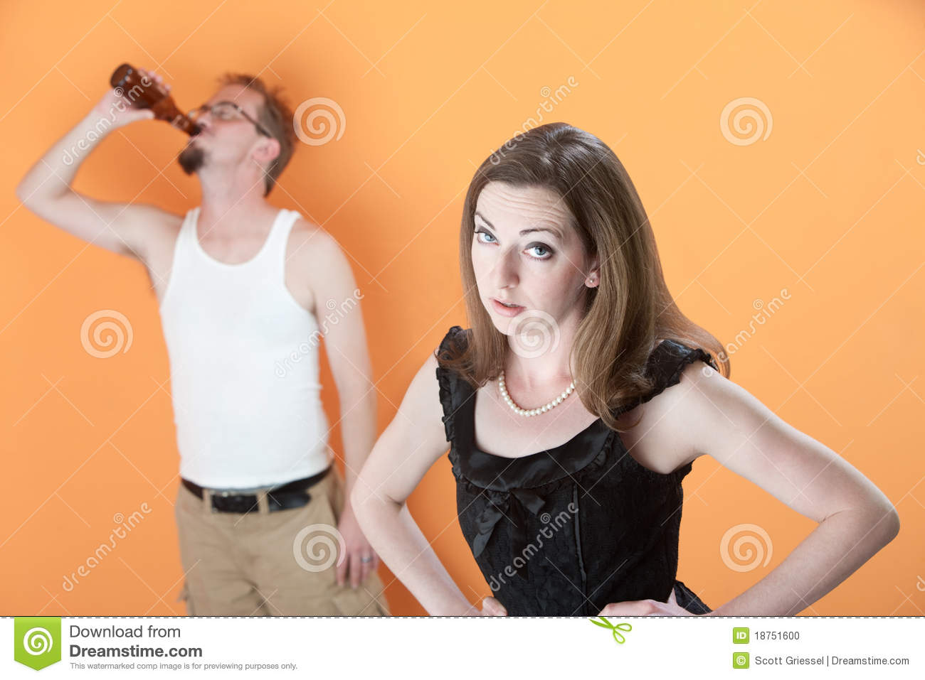 Image result for Drunk wife with husband