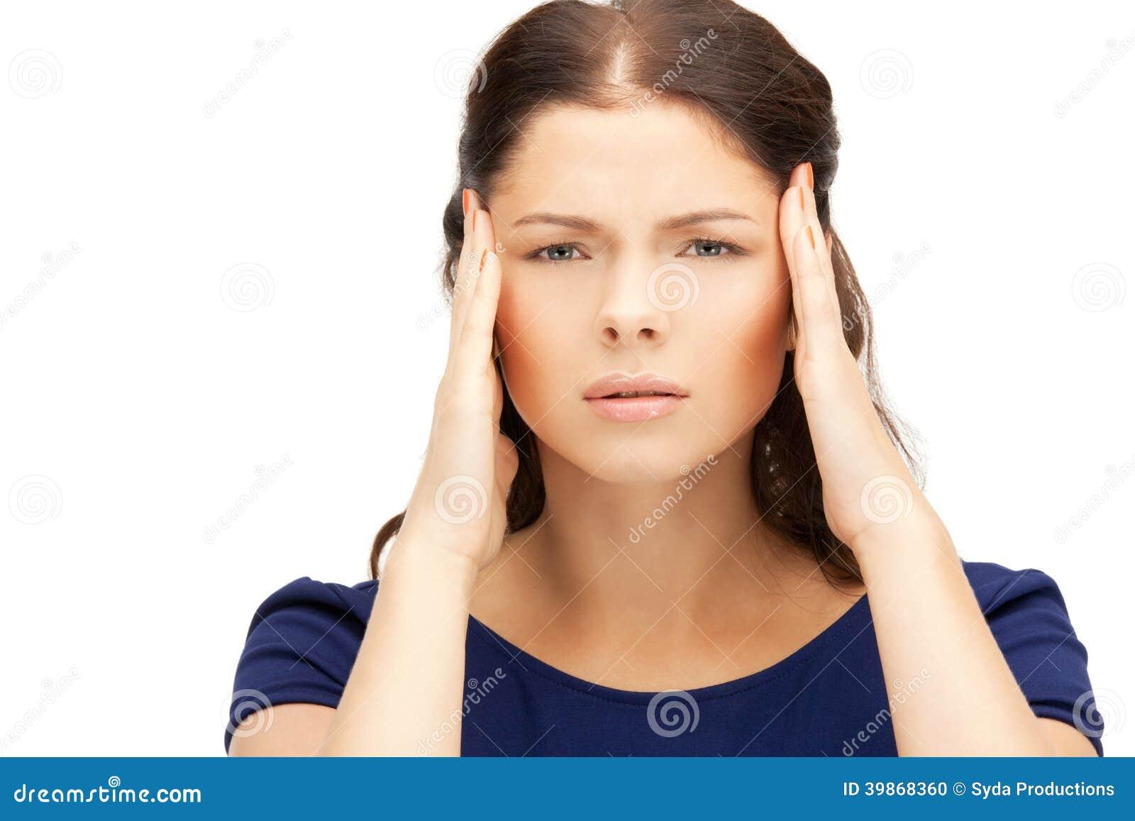 Unhappy Woman 2