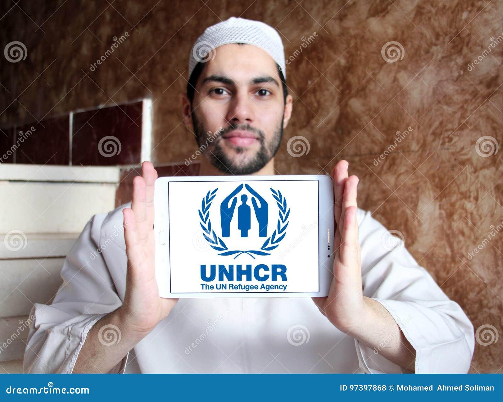 UNHCR, UN uchodźcy agencja, logo